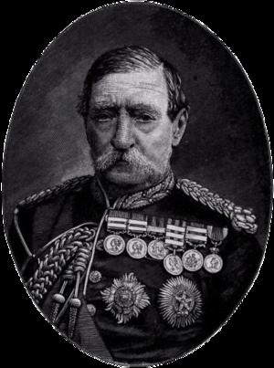 Napier, Robert Cornelis, Baron Napier of Magdala (1810-1890)