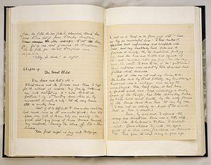 Robin Hyde - Image: Robin hyde manuscript autobiography