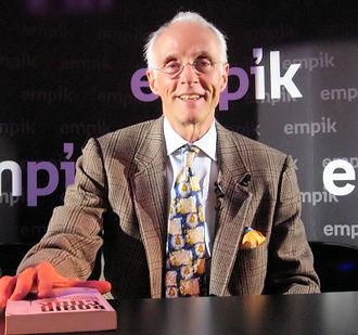 Robin Cook (American novelist) - Image: Robin Cook in Warsaw Poland 2008