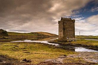 Rockfleet Castle - Rockfleet Castle
