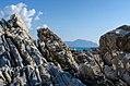 Rocky coast of Genoa Nervi.jpg