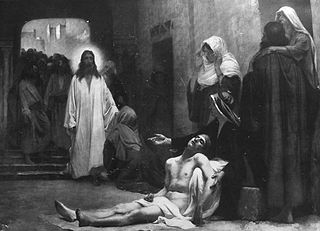 Jesus em Cafarnaum