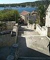 Rogoznica - pogled od crkve niz skaline 20070930 030.jpg