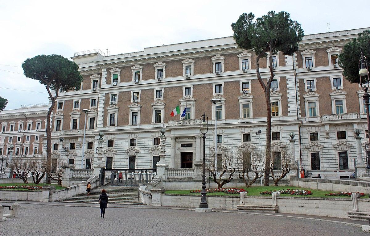 Palazzo del viminale wikipedia for Interno 5 b b roma