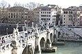 Rom, die Engelsbrücke, Bild 2.JPG