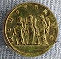 Roma, diocleziano, medaglione, 284-305 dc.JPG