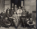 Ronald Ross and researchers at Liverpool UNiversity (14652165592).jpg