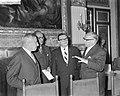 Rondetafelconferentie in de Treveszaal Dr de Quay , Emanuels, Jonkheer, Kortha, Bestanddeelnr 912-5315.jpg