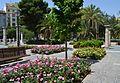 Roses al jardí de l'hospital de València.JPG