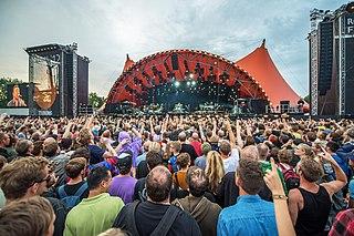 Roskilde Festival Annual music festival in Roskilde