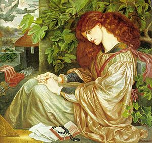 Spencer Museum of Art - Image: Rossetti Pia de Tolomei