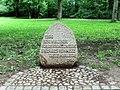Rostock Gedenkstein Walther von der Vogelweide 2011-06-22.jpg