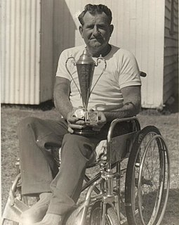Roy Fowler (Paralympian) Australian Paralympic competitor