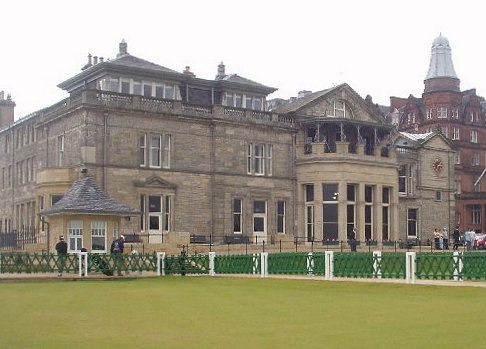 Royal & Ancient Clubhouse