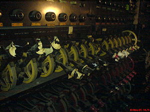 Royal Court Theatre, Liverpool - The Grandmaster lighting control