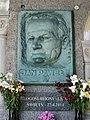 Ruda Slaska St Paul church John Paul II relief.jpg