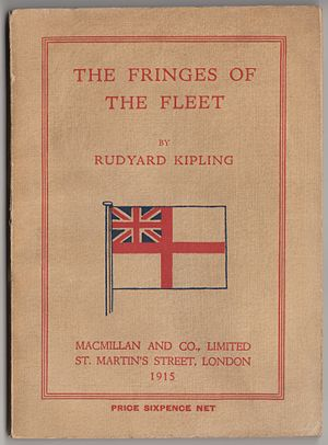 The Fringes of the Fleet - First booklet publication (Macmillan & Co.)