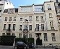Rue Dufrenoy 21 maisons style néo classique anglais.jpg