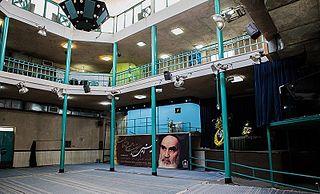 Ruhollah Khomeinis residency (Jamaran) Iranian national heritage site
