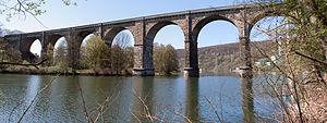 Ruhr Viaduct in Herdecke