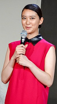 Rurouni Kenshin Kyoto Inferno The Legend Ends, Red Carpet Premiere Emi Takei.jpg
