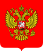 Znak Ruskej federácie