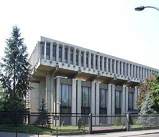 Russian Embassy School in Paris