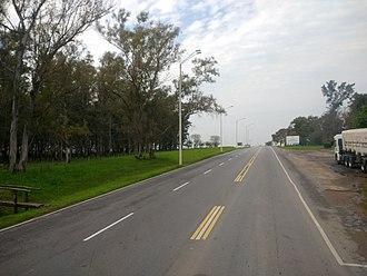 Route 3 (Uruguay) - Image: Ruta 3, Departamento de Paysandú