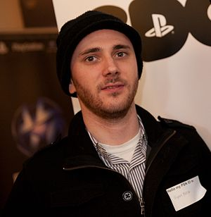 Ryan Block - Ryan Block at GDC 2009