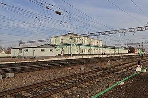 Ryazhsk - Ryazhsk-1 railway station