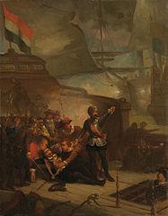 Anno 1653. Maarten Harpertsz. Tromp sneuvelt