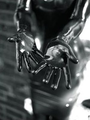 Latex clothing - Latex Hands