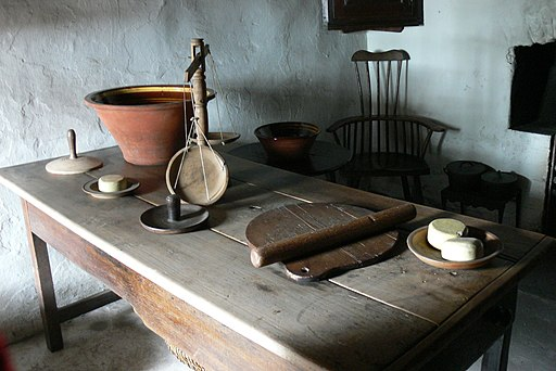SFHNM - Kennixton Farm 4 Küche Tisch