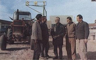 Kavajë - SMT - Machine and Tractors Station