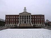 SMU - Blanton Snow