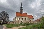 Polska - Milin, Kościół Rzymskokatolicki pw. ś
