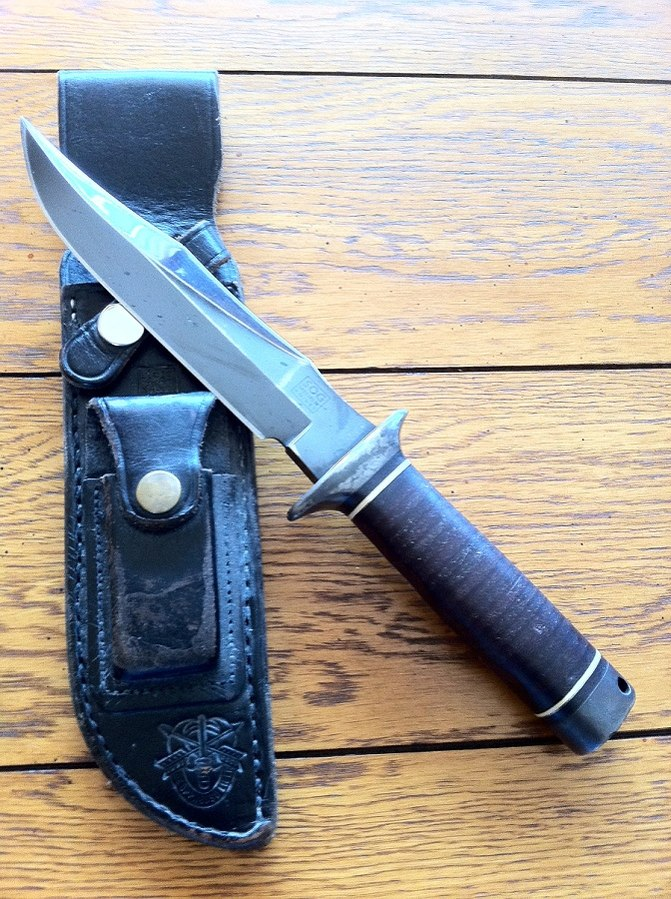 SOG Knife - The complete information and online sale with