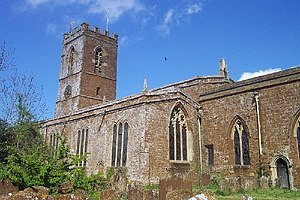 Swalcliffe - Image: SS Peter and Paul, Swalcliffe geograph.org.uk 119497