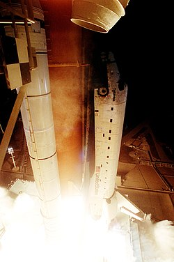 STS-93 Launch (19588603018).jpg