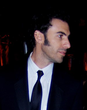 Sacha Baron Cohen - Baron Cohen at the E! after party in January 2007