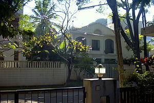Sadashivanagar -  107- A home in Sadashivanagar