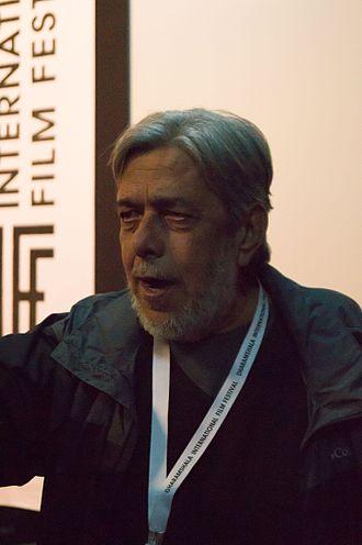 Saeed Akhtar Mirza - Image: Saeed Mirza
