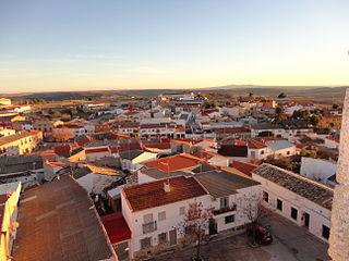 Saelices Municipality in Castilla–La Mancha, Spain