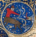 "Sagittarius - Horoscope from 'The book of birth of Iskandar"" Wellcome L0040138.jpg"