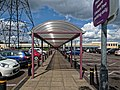 Sainsbury's supermarket covered walkway at Chingford, London, England .jpg