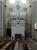 Orgel Couvent Notre-Dame in Albi