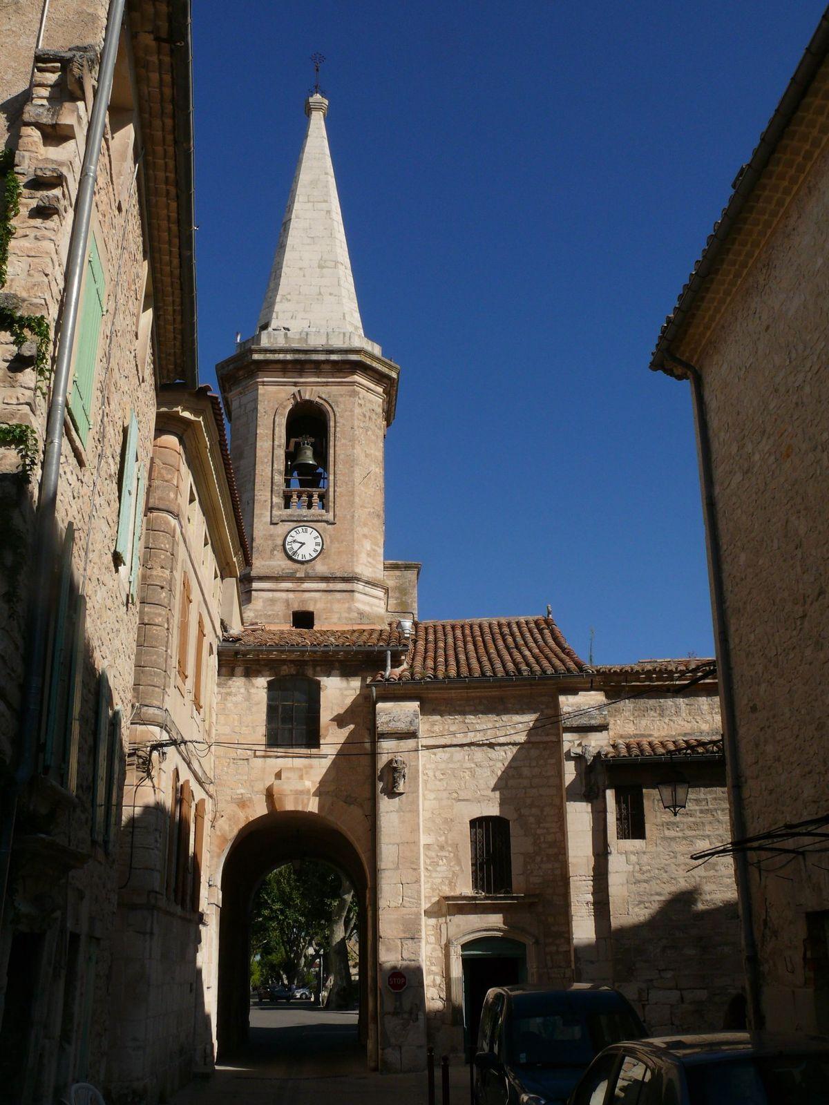 Ville De Saint Didier Vaucluse