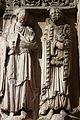 Saint-Gilles St-Gilles Portal Johannes Petrus 120.JPG
