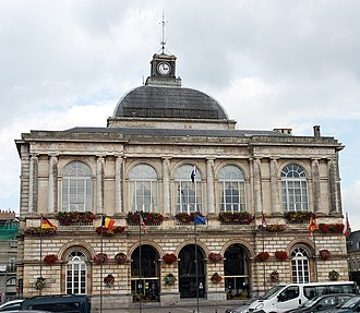 Saint-Omer - The town hall