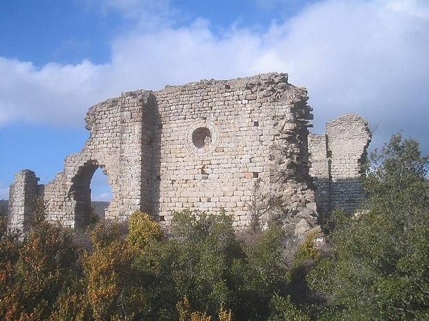 Monument historique à Lagrasse